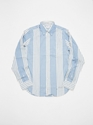 Gant Rugger Dreamy Oxford Capri Stripe 7c Present London