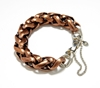 Bing Bang NYC Love Knot Bracelet 2f Copper