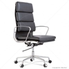 Eames Replica Soft Pad Office Chair High Back Black Buy Ergonomic Office Chairs 26 High Back Chairs Milan Direct
