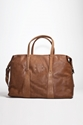 Maison Martin Margiela Travelling Bag Brown Leather TR c3 88S BIEN