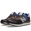 New Balance M576RBB 27Race Day 27 Brown 26 Blue