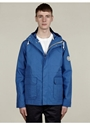 Norse Projects Men 27s Blue Nunk Sports Jacket 7c oki ni