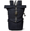 Filson Leather Trimmed Twill Backpack Mr Porter