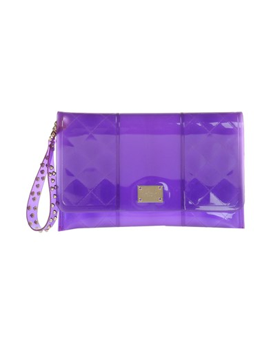 HERVÊ GUYEL Handbags Purple 9cILf3ib