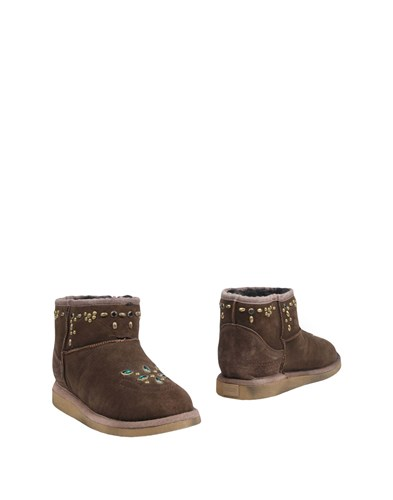 Golden Goose Deluxe Brand Ankle Boots Dark Brown L69wHf