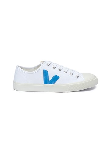Organic White Sneakers Veja 'Wata' Canvas qf4WaS