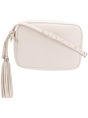 Shoulder Saint White Lou Laurent Bag qUaBg
