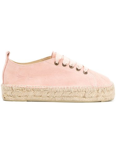 Sneakers Purple Pink And Espadrille Manebí X50Pww