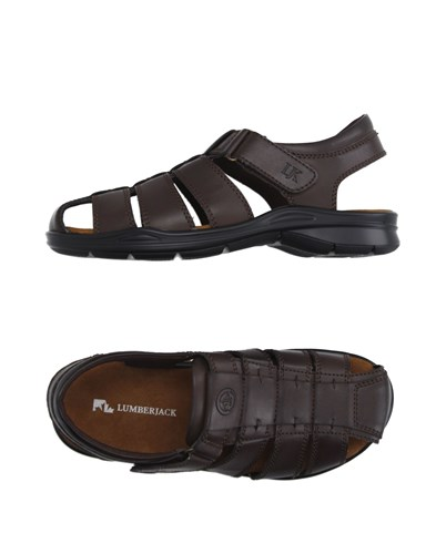 Sandals Lumberjack Brown Sandals Sandals Sandals Lumberjack Lumberjack Brown Lumberjack Dark Dark Brown Dark vSqzXz