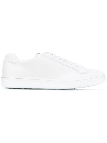 Church's White White Trainers White Church's Lace Lace Up Up Up Trainers Trainers Lace Church's Lace Church's xnqURTIn