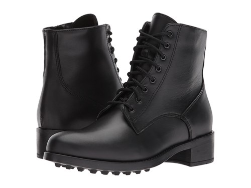 Canadienne Women's Boots Leather Savanna La Black pwd86