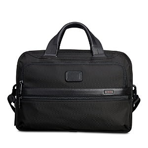 Triple Triple Tumi Tumi Briefcase Compartment Black Tumi Compartment Black Briefcase Triple t5SBqCxwx