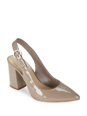 424 Pumps Patent Mocha Fifth Slingback Lisa qHFAYq