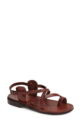 Jerusalem Sandals Strappy Women's Good Sandal 'The Shepard' aavrq