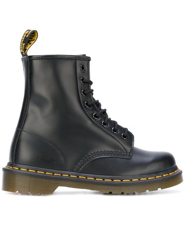 Martens Smooth 1460 Black Dr Boots zdnwqxCOq