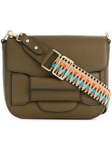 Brown Ethnic Ali March Strap Tila Messenger CUqOw76v