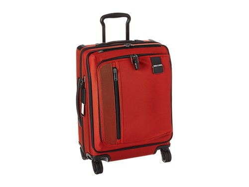 Expandable Luggage Carry Merge Tumi Continental Sunset On On Red Multi Carry qEASwpS