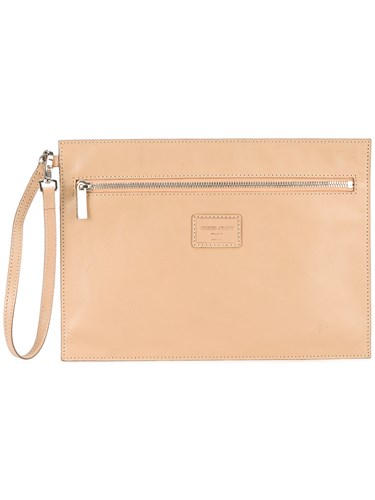 Nude Envelope Vintage Clutch Armani Giorgio And Neutrals np8qzz