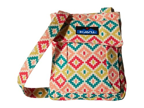 Body Kavu Spring Multi Keeper Cross Mini Montage Handbags qZPgXq