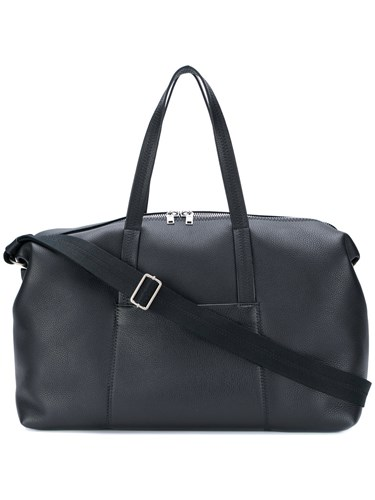 Maison Martin Margiela Sailor Tote Calf Leather Polyester Black p59kduwf
