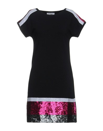 Twin-Set Simona Barbieri Short Dresses Black WWYri