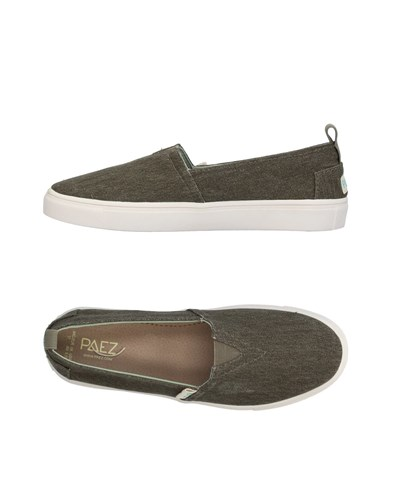 PAEZ Sneakers Military Green tbezcjCss
