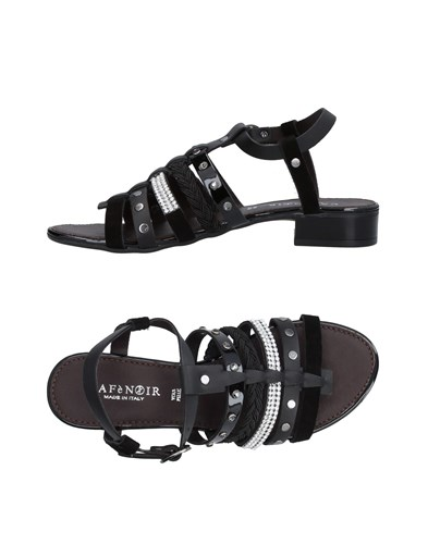 CAFe'NOIR Sandals Cafenoir Sandals Cafenoir CAFe'NOIR Black Black Up1pqa