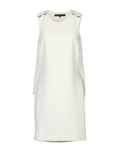 Barbara Bui Short Dresses White wvYeBedjs