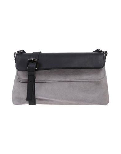 Napoli 1985 Grey BORSETTERIA Light Handbags ZfAwRFqxw