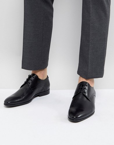 Zign Shoes Formal Up Black Leather In Lace 0n0Sqzx1