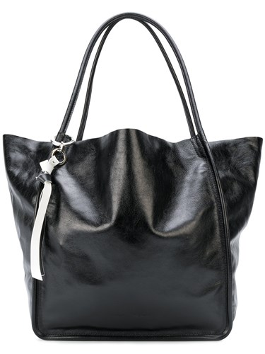 Proenza Schouler Extra Large Tote Calf Leather Metallic yA9v9