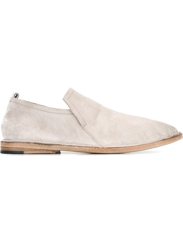 Neutrals Marsèll Distressed Loafers Loafers Marsèll Nude Distressed Neutrals Nude Marsèll I14xOO