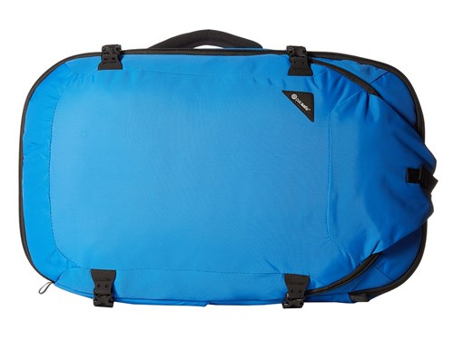 Exp45 On 45L Anti Venturesafe Bags Pacsafe Blue Carry Travel Theft Pack Day Pack 15wnH