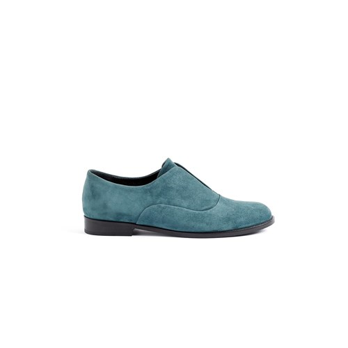 WtR Sky Suede Green Imperial Flats YqYPR4rx