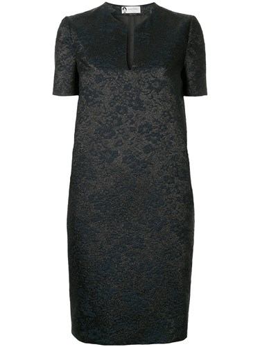 Dress Jacquard Lanvin Blue Effect Dress Jacquard Lanvin Blue Effect Lanvin Dress Effect Jacquard Blue 5qUAf