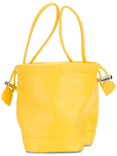 Rabanne Yellow Paco And P Clutch Orange Shape v8q8A