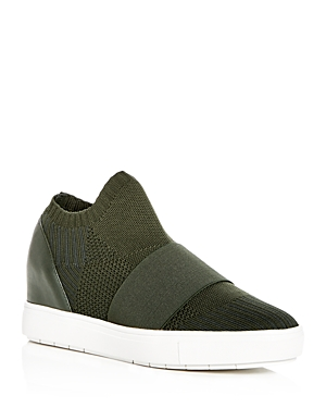 Women's Aqua On Exclusive Slip Sneakers Olive Foxy 100 drqxnr