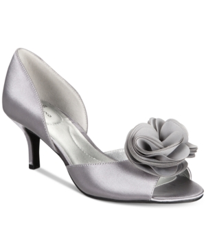 Shoes Norcia D'orsay Light Sandals Grey Evening Women's Bandolino XBqT5daxwX