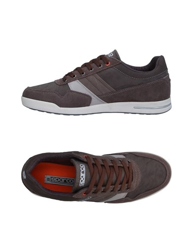 Sneakers Khaki Tops Low And SPARCO Footwear 1xqIzn6