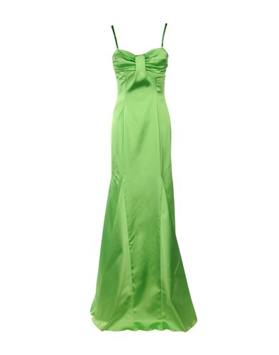 Moschino Cheap & Chic Long Dresses Acid Green 4W7az68