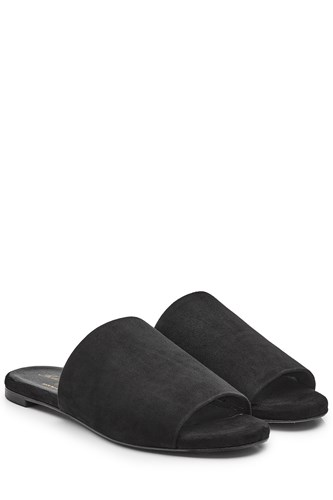 Suede Clergerie Slip Black Robert Ons wfxzv7PCqn