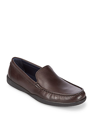 Cole Haan Shepard Leather Drivers Java hdgfYUHrz