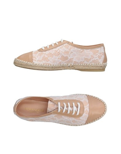 Fiorangelo Lace Up Shoes Sand qjqawYuY6B