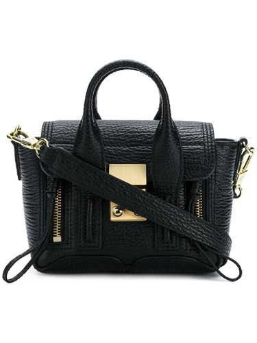 3 1 Black Medium Lim Bag Phillip Zip Detail Crossbody UrwOUqfx