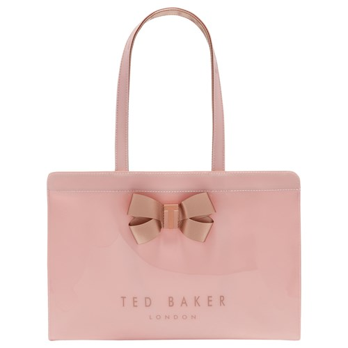 Icon Light Pink East Baker Grab West Salycon Ted Bag vTazgwqZT1