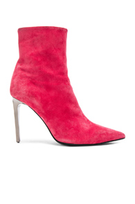 Rag and Bone Suede Wes Boots In Red bb3ieINqyj