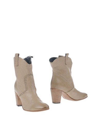Boots Ankle Fermani Grey Light Alberto ZwfEqxBw