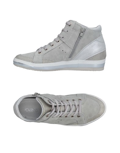 Khrio Khrio' Sneakers Light Grey 5y7EkWf