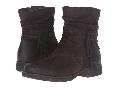 Børn Cross Castagno Distressed Boots Brown T1IM2