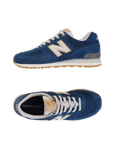 New Balance Sneakers Slate Blue NRs8q